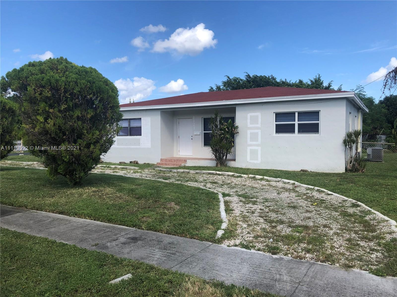 North Miami Beach - 1021 NE 153rd Ter, North Miami Beach, FL 33162
