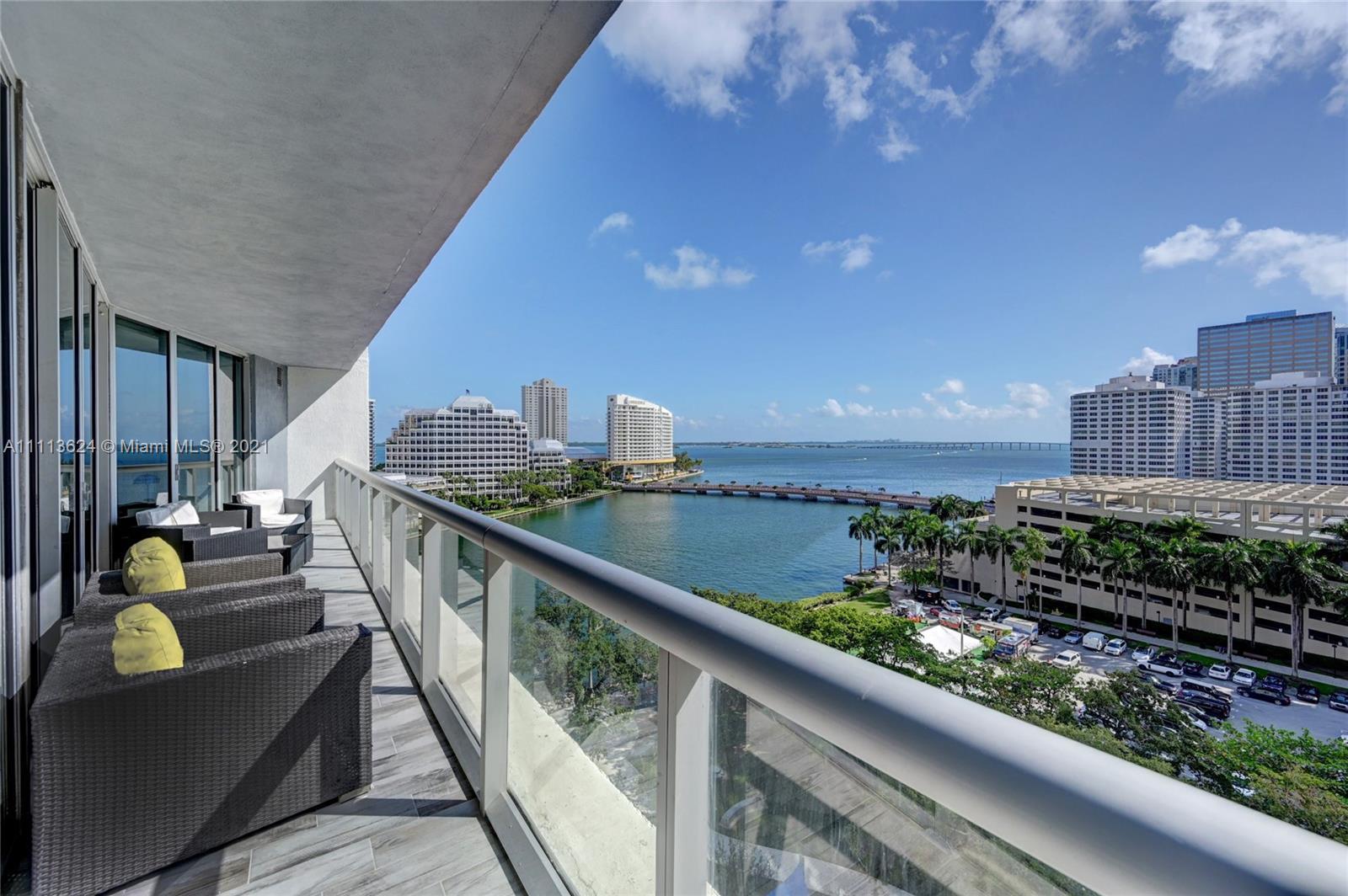 495 Brickell Ave # 1105, Miami FL 33131