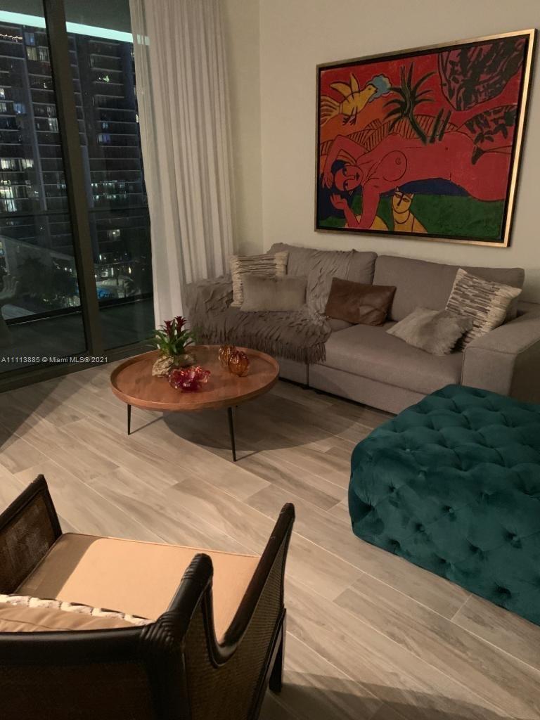 SLS Lux Brickell #1810 - 801 S Miami Ave #1810, Miami, FL 33130