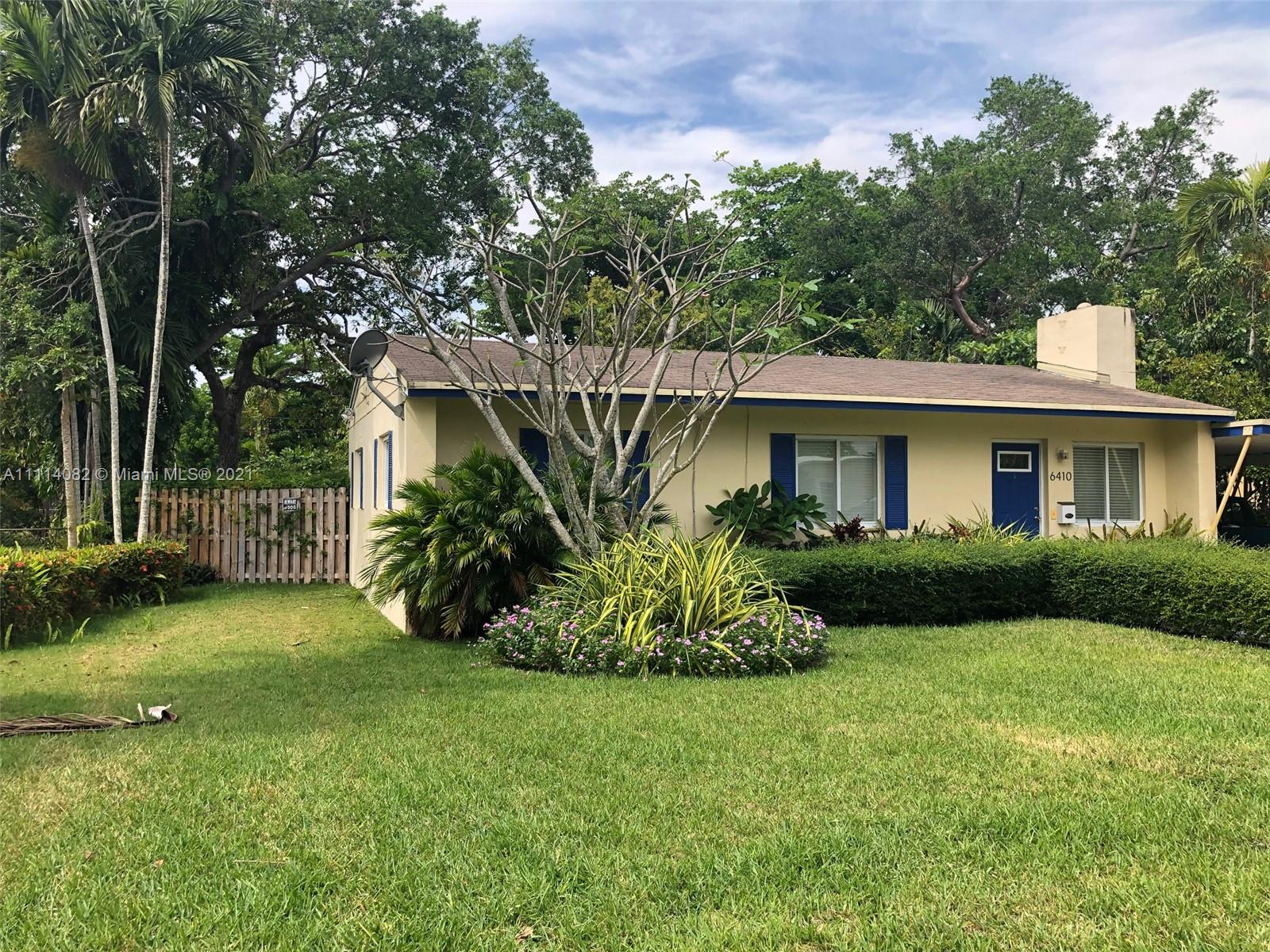 Single Family Home,For Rent,6410 SW 63rd Ct #6410, South Miami, Florida 33143,Brickell,realty,broker,condos near me