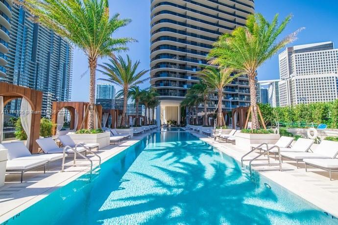 SLS Brickell #1404 - 1300 S Miami Ave #1404, Miami, FL 33130