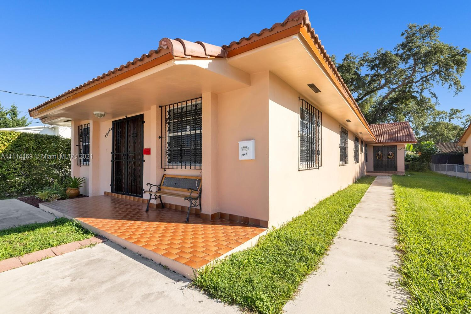 Residential Income For Sale at 2940-2942 Miami