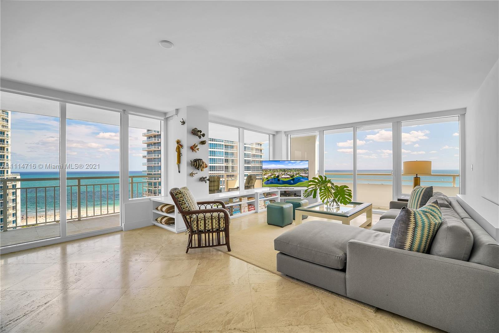 Condo For Sale at SOUTH POINTE TOWERS CONDO