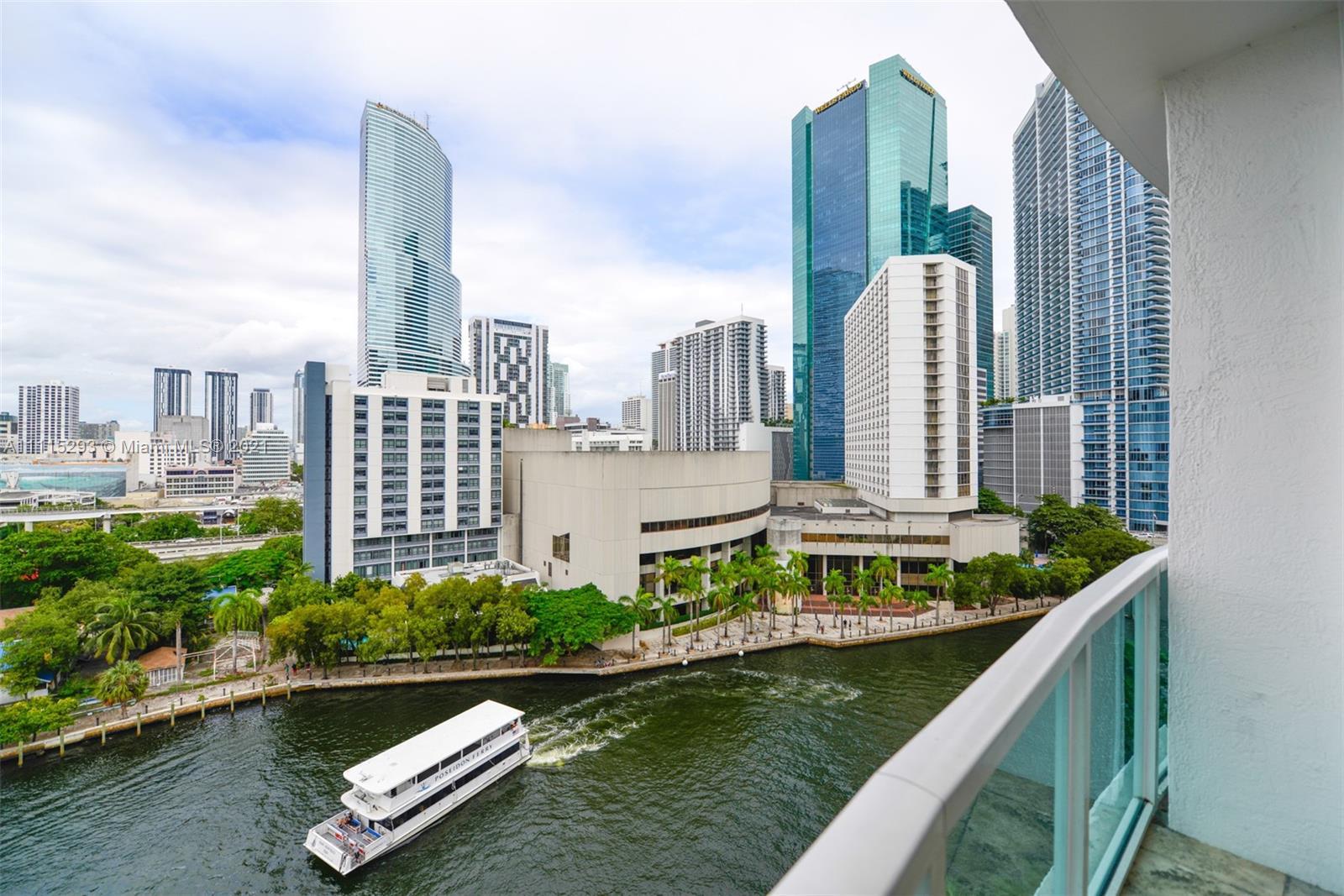 Brickell on the River North Tower #1101 - 31 SE 5th St #1101, Miami, FL 33131