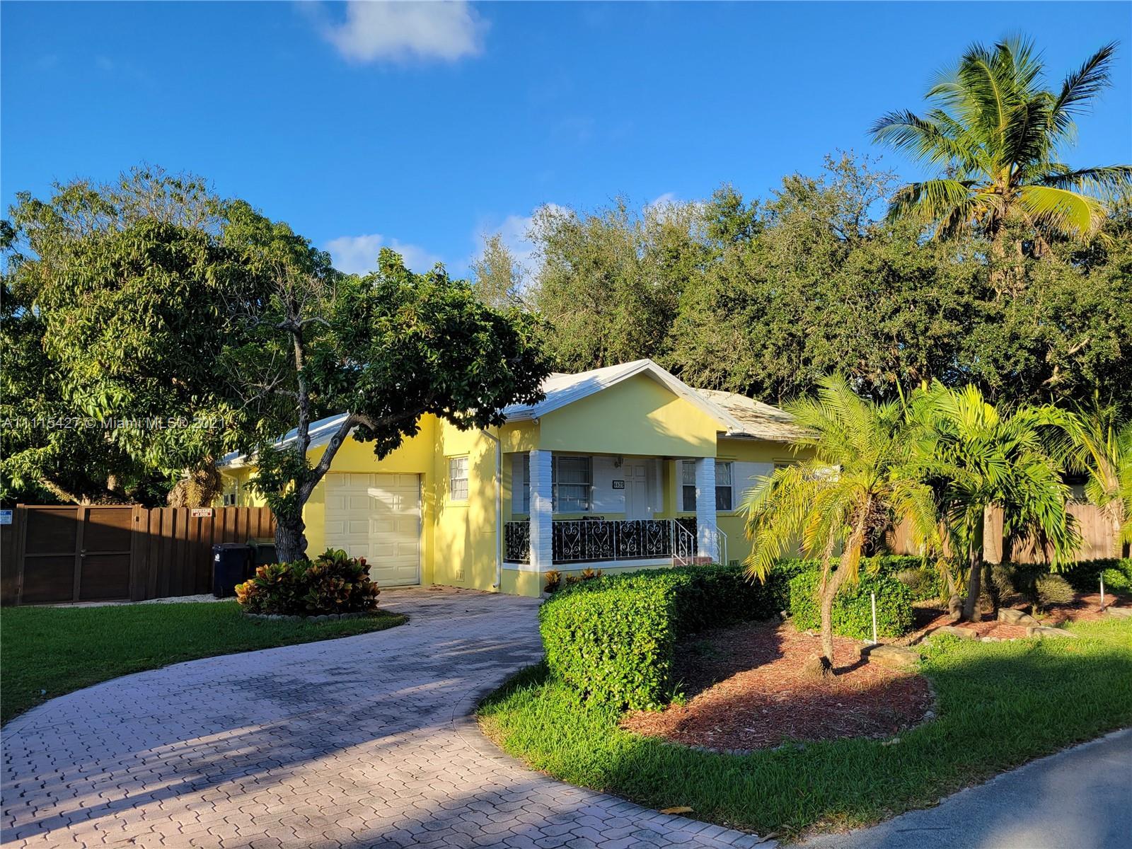 South Miami - 6625 SW 79th St, South Miami, FL 33143