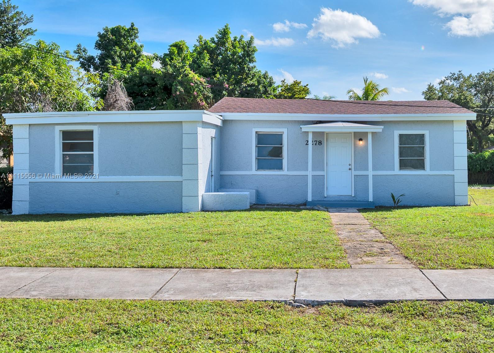 Single Family Home,For Sale,2278 NW 98th St, Miami, Florida 33147,Brickell,realty,broker,condos near me