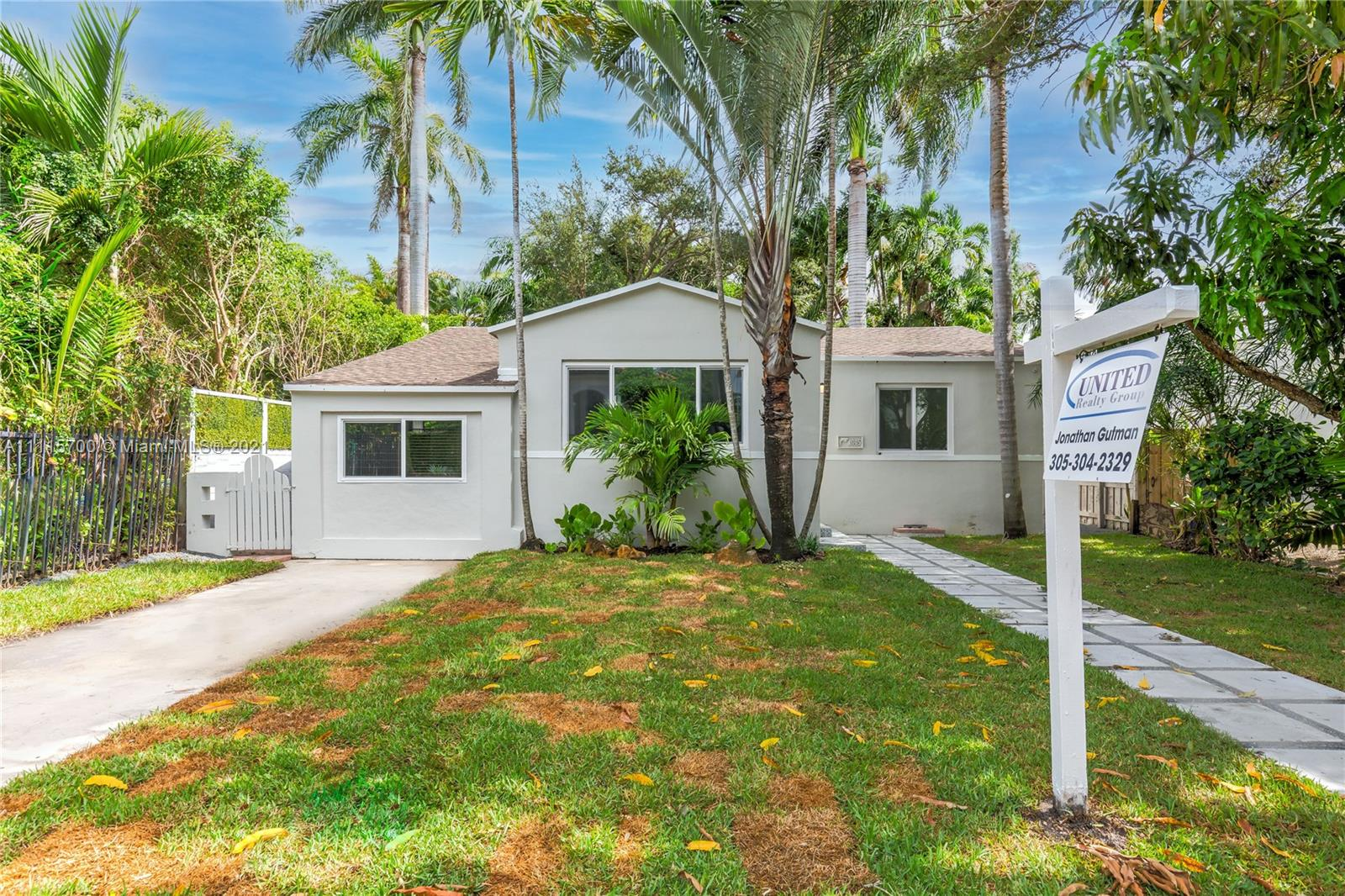 Single Family Home,For Rent,1045 NE 84th St, Miami, Florida 33138,Brickell,realty,broker,condos near me