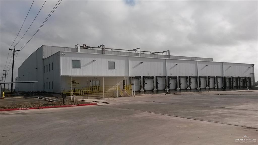 This 50,959 sf building was built for cold storage.The property has 4,000 ft.² of office and approximately 47,000 ft.² of refrigerated warehouse space. The warehouse includes 10 coolers, one freezer, and a cooled dock in the shipping and receiving area. The facility is conditioned with CO2/ammonia system and can accommodate approximately 3300 pallets. Built in 2004, the building has 22' clear heights in the truck dock area and 30' clear heights in the cold areas. T-5 lighting throughout the warehouse.  Ample parking for employees and excess trailer spaces.