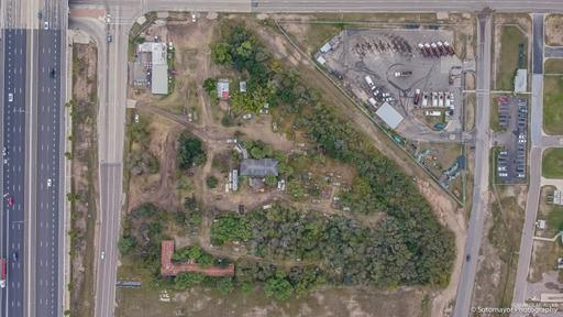 Prime Development Opportunity!! Situated Off Exp. 83 and Conway. Hard Corner with over 6 Acres of land,  The various development opportunities include  office, medical, hotel, Industrial. The sky is the limit! Schedule your showing today!