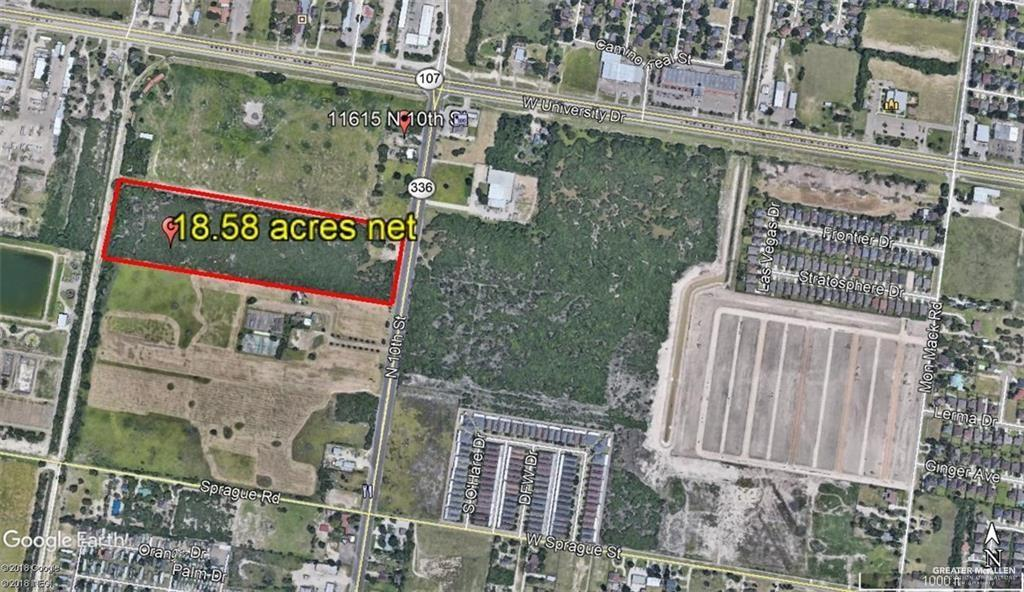 Prime commercial property available for your development along the rapidly developing 10th street and 107 intersection. Presently a small building and home are leased to a ministry/church …. Utilities in the area , water connected , sewer / septic presently .