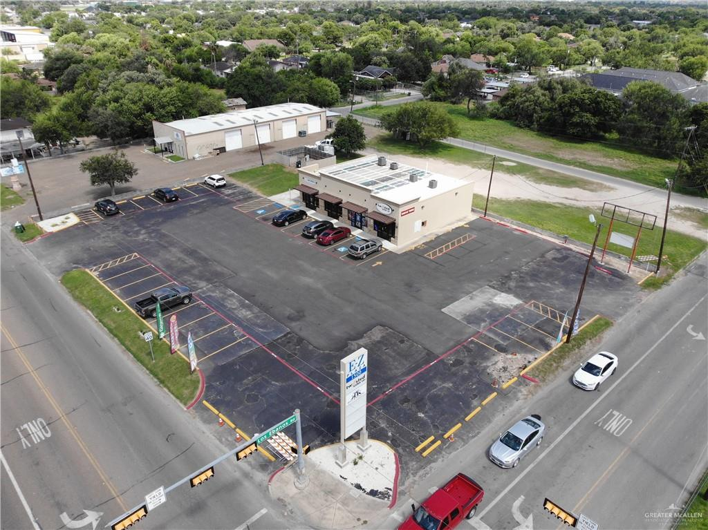 Location, Location, Location...This Plaza is fully leased, has a drive thru on the east side of building and with a .68 of an acre size of a lot...you can do so much with the rest of this land. Food Trucks, add an additional drive thru, or build additional units to the west...the opportunities are endless. Come check out this Plaza that is income producing and fully leased out or CALL TODAY to schedule a discovery of current cap rate and property information. Please do not disturb the tenants. Thank you.
