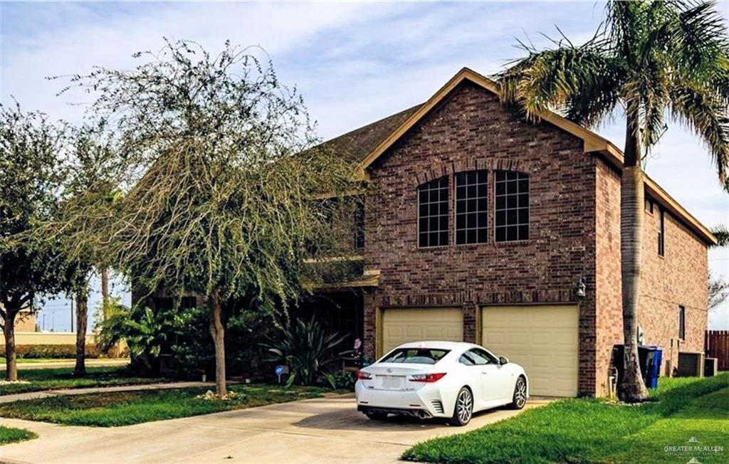 Remarkable location in Falcons Crossing. Corner lot home with Big Space to accommodate any Family! This home is just minutes away from UTRGV College, Trenton shopping centers and Dining. House features 6 bed, 3 full Bath and 3 Living areas, Also equipped with 1 Office in 1st floor and a Second Office in 2nd floor. The house is a must see to appreciate the Large Living areas and community park located central to the Subdivision. Call Now!!!