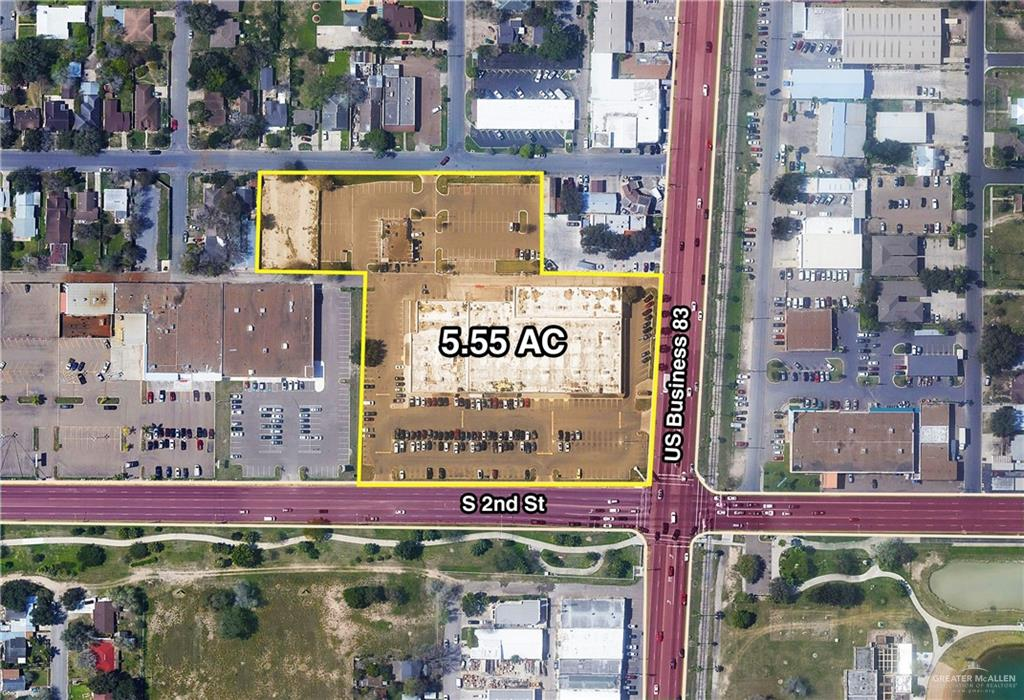 Outstanding redevelopment site available for purchase on Business 83 & 110 S Col Rowe Street. TRUFIT has vacated 30,000 SF of space but currently occupy over 9,000sf for their call center. Large space is now available. There is currently 16,000+- SF of ground first floor space available. Restrooms, sprinklers and AC are in place. The building is ideal for a single or multiple uses or perhaps a multi-level project. The property has multiple opportunities for an innovative developer who can imagine reuse of the property as illustrated in this presentation or some other ideas that make economic sense. Proximity to I-2 and I-69C and proximity to South McAllen and North McAllen/Edinburg Medical Centers and location at major commercial corridor are significant elements to a future project.