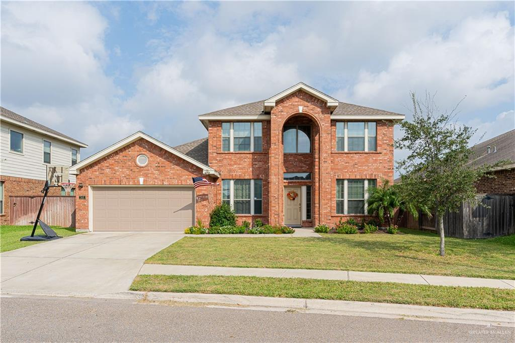 Beautiful home in the desirable Shimotsu school district, this 4 bed, 3.5 bath home has plenty of space and everything you need. This home features 1 living area, 2 dining areas and an office. The open concept kitchen has granite countertops and plenty of space to entertain. The spacious downstairs master bedroom has dual sinks and a custom closet. 3 other bedrooms are upstairs including a loft room. This home has a big yard perfect for family and friends gatherings. Don't miss the opportunity to own this house. Call today!