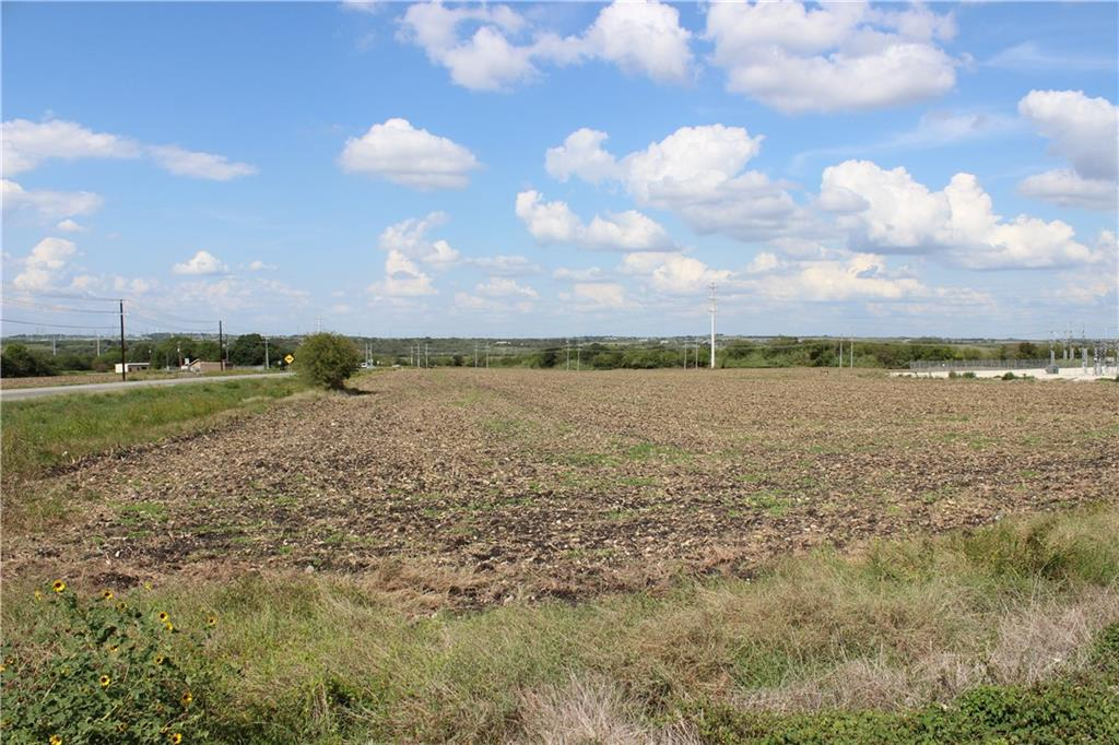 Over 15 acres located at the corner of Highway 123 and Randow Road between Seguin and San Marcos just South of Zorn. Also located directly across from the intersection of 1101 and Highway 123. This property has numerous potential uses, current ag valuation in place and agricultural lease in effect. The property is located in the Navarro ISD and the ETJ of the City of San Marcos.
