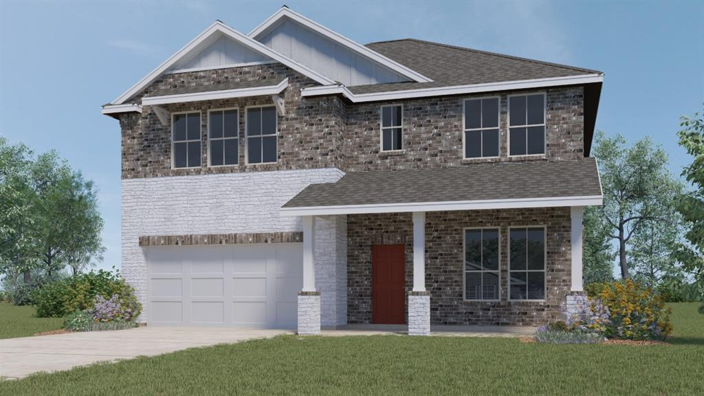 UNDER CONSTRUCTION - EST. COMPLETION IN MARCH 2021.  THIS HOME HAS A STUDY WITH DOUBLE DOORS, LARGE KITCHEN ISLAND OPEN TO THE FAMILY ROOM, BIG UTILITY ROOM UPSTAIRS, WALK IN SHOWER & CLOSET IN BEDROOM 1, COVERED PATIO, TECHNOLOGY PACKAGE & MORE!