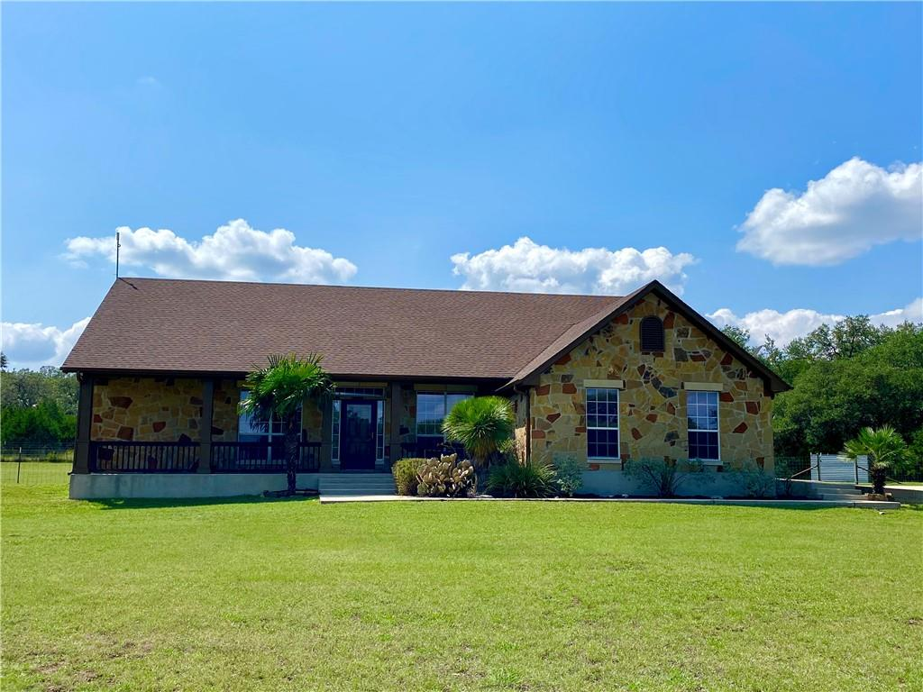 Custom built 3/2 home on 1.5 unrestricted acres in Dripping Springs. House has open floor plan with stained concrete floors and granite counter tops in a quiet neighborhood. This house is priced to sell and won't last long.