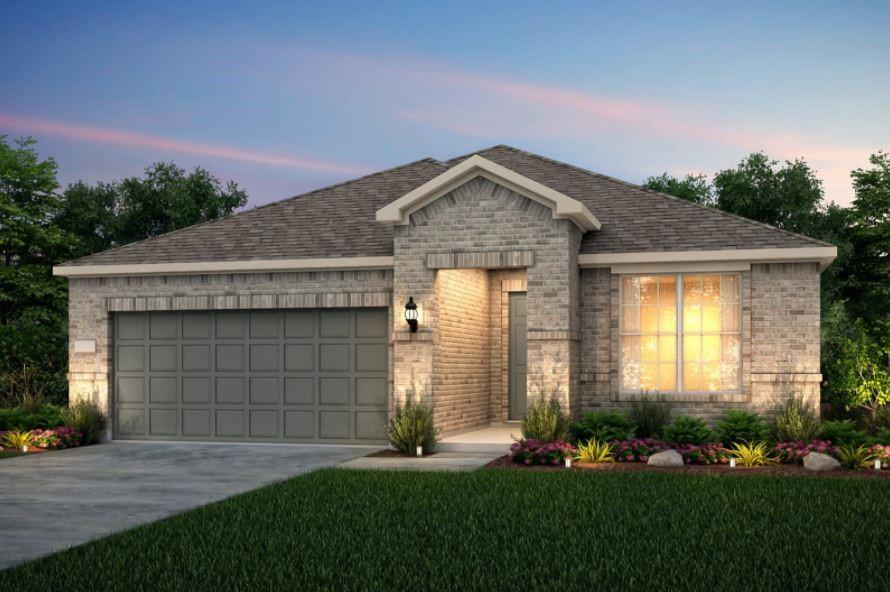 NEW CONSTRUCTION BY DEL WEBB HOMES! Available Jan. 2021! The Prosperity is a 1-story home desiign featuring 2 bedrooms with full baths plus a flex space just off the foyer. Sun City is an Active Adult Community, ranked #1 Del Webb in USA! Amenities include 6 swimming pools, 3 fitness centers, craft buildings, three 18-hole private golf courses, ball room, and much more!