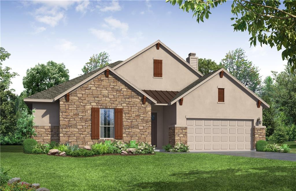Enhanced kitchen with built in appliances, pocket office, granite, wood look tile, cabinets