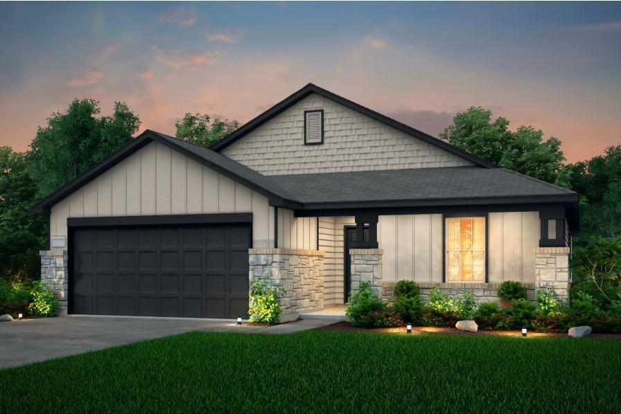 NEW CONSTRUCTION BY CENTEX HOMES! Available March 2021! Listing Price may include Builder Incentives. Corner lot, covered patio, stainless steel appliances, large kitchen island, upgraded flooring.