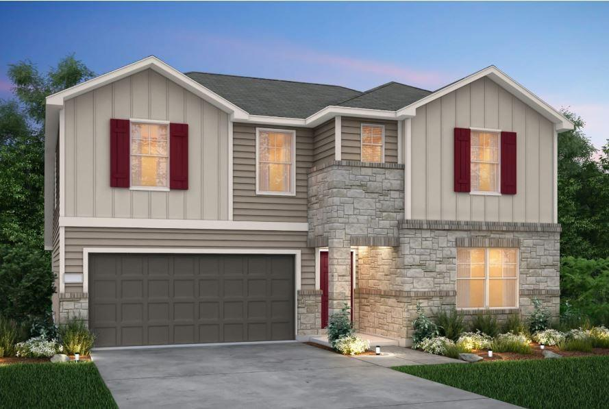 NEW CONSTRUCTION BY CENTEX HOMES! Available April 2021! Listing Price may include Builder Incentives. 5-bedroom home with study, upgraded flooring, covered patio, and blinds.