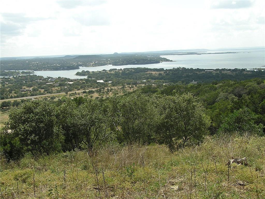 Panoramic views of  the lake and hills from your choice of multiple home sites.  Great location in the subdivision.