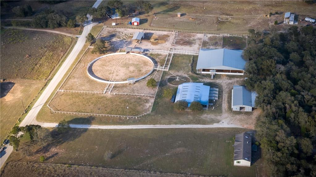 EQUESTRIAN FACILITY, FARM & RESIDENCEThe Abel equine facility and Farm is a top-tier professional training and boarding facility. Facilities such as this simply are rare and do not often come to market. Just 29 miles from the Texas State Capitol in Austin, this property is minutes outside of the thriving small town of Elgin. The Abel Equine Facilities and Farm is a recreational and residential paradise for a discerning horse enthusiast eager to enjoy all that the property has to offer.