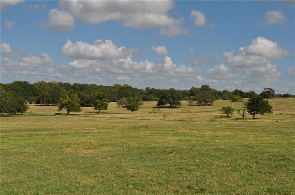 This scenic 150 acres is situated just 3.5 miles South of I-10 near Schulenburg and is conveniently located 1.5 hours from Houston. It features rolling terrain with scattered mature Live Oak trees and a Pecan bottom along the West Navidad River. Wildlife is abundant and the rolling hills provide several scenic building sites. The property is crossed fenced for rotational grazing and there is a hay patch. Improvements also include a 5,575 sqft (per FCAD) metal barn previously used as a milking barn. A large equipment barn is also in place along with multiple water wells and three phase power.