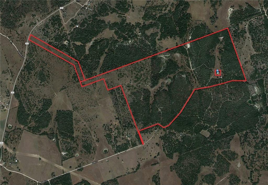 Excellent opportunity to purchase 299 +/- acres in Burnet, TX. 1500 Greer Lane offers a 5,354 SF, 6 bedroom home on rolling hills, with large oak trees, 2 ponds, abundant native grass and excellent hunting. Home has been partially remodeled and will be sold in as-is condition. Perfect for the right family or partnership, strategically located with frontage on Highway 963.