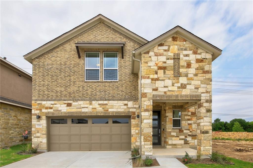 """Stunning Pinehurst New Construction home in Sarita Valley(Dorsey I). All sides masonry, full gutters, stone,& stucco. Some of the upgrades include 42"""" upper cabinets in kitchen, quartz counters, tankless water heater. Gourmet kitchen fit for a chef, GE® stainless appliances! High ceilings and open floor plan are great for entertaining. Fantastic community w/ access to community pool, playscapes, hiking/ jogging trails. Stop by model @1273 Summerbrooke Mon-Fri 12-6, Sat 10-6, Sun 1-6"""