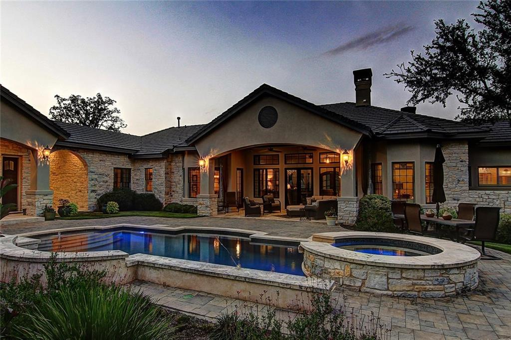 This opulent home is on one of the larger lots in the guarded golf course community Cimarron Hills. French Country Design w/ 2 entrance drive & Porte Cochere. The owners spared no expense fm custom woodwork in the study to the smallest details throughout. The master is a sanctuary & the closet is every wife's dream. The family room flows seamlessly to private outdoor living & custom pool, perfect for entertaining. Sep. guest quarters w/ ensuite. Too many upgrades to list and a few surprises you will love.