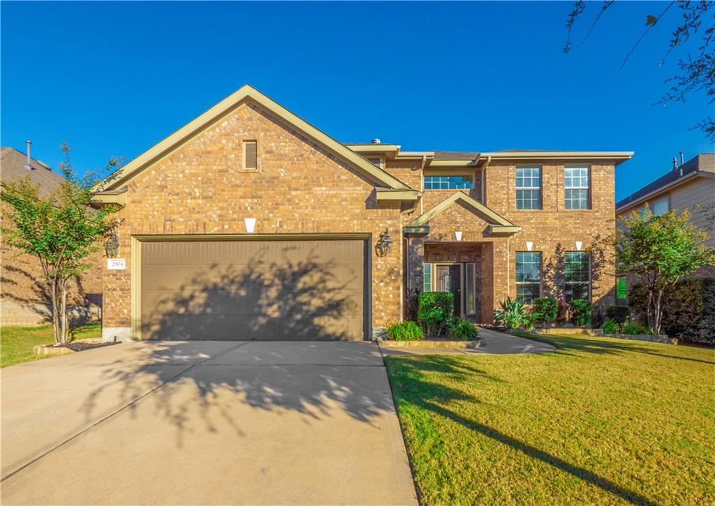 Enjoy living in the prestigious Falcon Pointe community that provides an extensive amenity package, that includes multiple pools, a central park with open play fields, an 18-hole disc golf course, a zip-line park, a dog park, and miles of hiking and biking trails! This Premier Home is surrounded by stunning lush landscaping! Home includes a grand entry that welcomes you with high ceilings, an exquisite formal dining room with crown molding, wall accents, and arched entryways! Soaring ceilings and multiple large windows, scaling from ceiling to floor, and a built-in mantled fireplace! You will love the abundance of kitchen upgrades including, updated goose neck faucet, updated cabinetry, tiled backsplash, granite countertops, and built-in grill cooktop! Relax in the downstairs luxurious primary suite featuring high tray ceilings, designer windows, 2 generous walk-in closets, and beautiful french doors that lead to the large full bath! Escape to the primary bath that includes His/Her vanities, antiqued bronzed faucets, accent tiled shower, and separate garden tub. Walk outside to your backyard patio that overlooks an immense private yard that can accommodate plenty of extra additions, perfect for entertaining family and friends! Call us for more information!