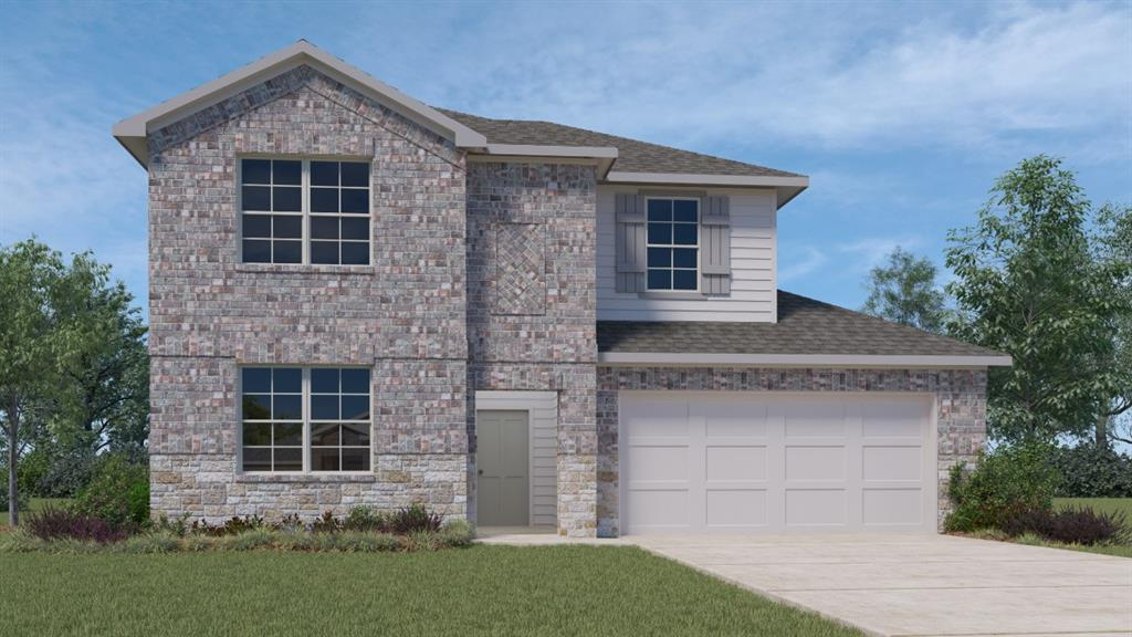 UNDER CONSTRUCTION - EST. COMPLETION IN MARCH 2021.  New Naples II plan with two bedrooms and two baths on the main level and two bedrooms and a full bath upstairs.  Open living area and an upstairs gameroom.  Fully landscaped yard with irrigation.