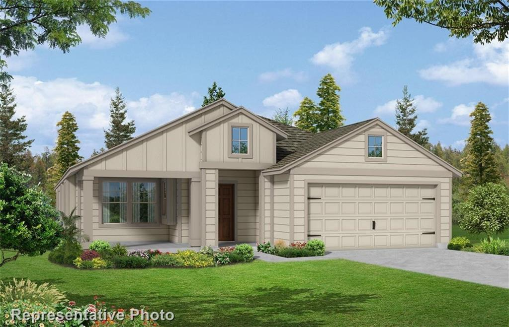 MLS# 5840546 - Built by Pacesetter Homes - December completion! ~ Extra deep interior lot, fully landscaped on a private loop Beautifully appointed interior selections, hard surface flooring, expanded oversized bedrooms, super shower at  primary bath.