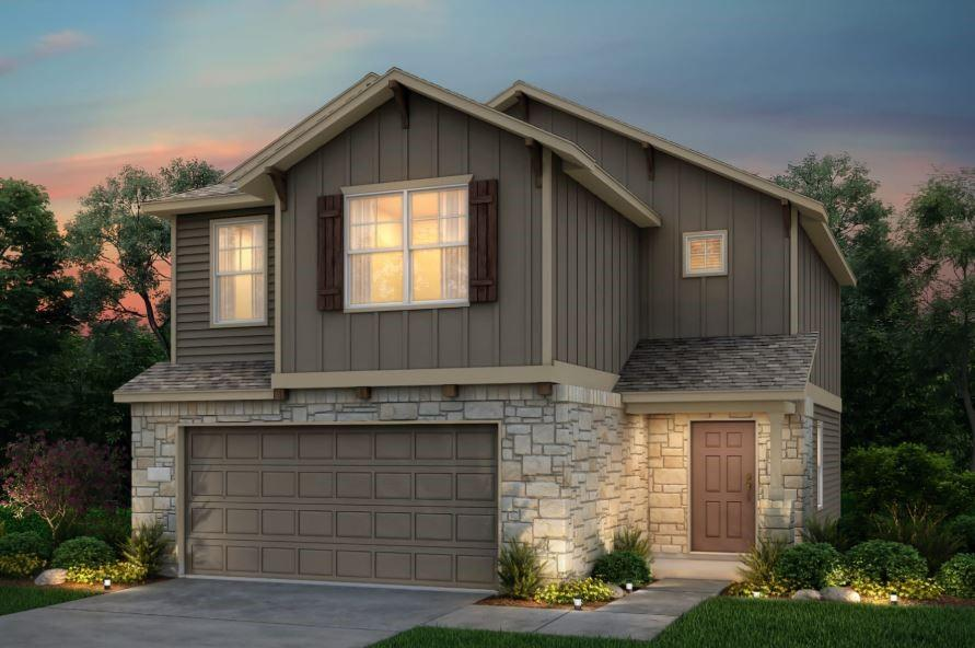 NEW CONSTRUCTION BY CENTEX HOMES! Available April 2021! The Pierce's spacious new plan is perfect for families, with an open kitchen, great room, and upstairs loft outside the bedrooms.