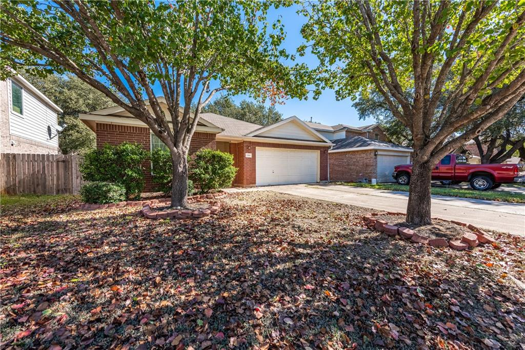 Great Investment Opportunity under $300K in the Heritage Park Neighborhood in Cedar Park. Nice yard with mature trees welcomes this single story open floor plan with an abundance of natural light throughout and large family room with an inviting fireplace.
