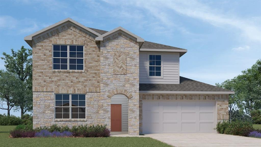 UNDER CONSTRUCTION - EST COMPLETION IN APRIL 2021. New Naples II plan with two bedrooms and two baths on the main level and two bedrooms and a full bath upstairs.  Open living area and an upstairs gameroom.  Fully landscaped yard with irrigation.