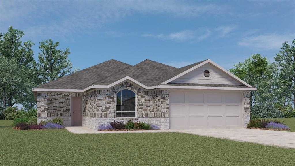 UNDER CONSTRUCTION -  Liberty plan ready in April 2021.  4 bedrooms plus a study all on one level!  Granite and stainless kitchen opens to family room.  Walk in shower and closet at Bedroom 1.  Neighborhood pool and fitness center.