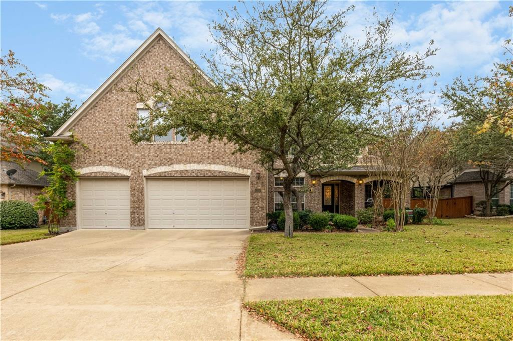 Welcome to 2007 Kittiwake - A spacious 5 bedroom, 3 bathroom home in the desirable golf course/Country Club neighborhood, Twin Creeks. This home features three separate living areas, an extra large private lot, three car garage, and green belt view! HOA fees include a limited Country Club membership with access to the pool, tennis courts, bar and restaurant. Conveniently located approx. 15-20 mins from Austin amenities like the Domain, and approx. 10 mins from the lake. Buyer to do own due diligence.