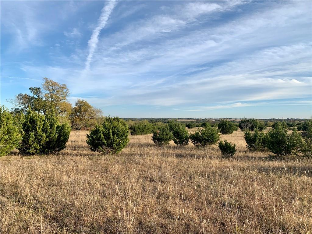 Own a Beautiful Piece of the Texas Hill Country.  Hill Top Views for Miles!.  Paved Farm to Market road frontage.  Electricity and Water Well already in place.  This would make an ideal location for future homesite. 83+/- acres.