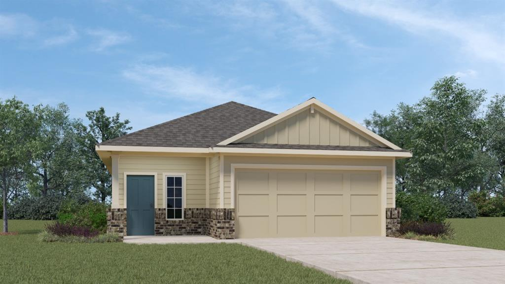 """UNDER CONSTRUCTION - EST COMPLETION IN MAY 2021.  Detached condo with front yard maintenance included in HOA dues. Open floor plan with vinyl plank flooring in entry, wet areas, kitchen and family/living area. Silestone countertops with undermount single bowl sink, decorative backsplash and stainless-steel gas appliances. 36"""" kitchen cabinets, Smart Home package, full sod and irrigation. Gutters on front, side and rear of home. Resort style amenities included in the exclusive Rancho Sienna Neighborhood"""