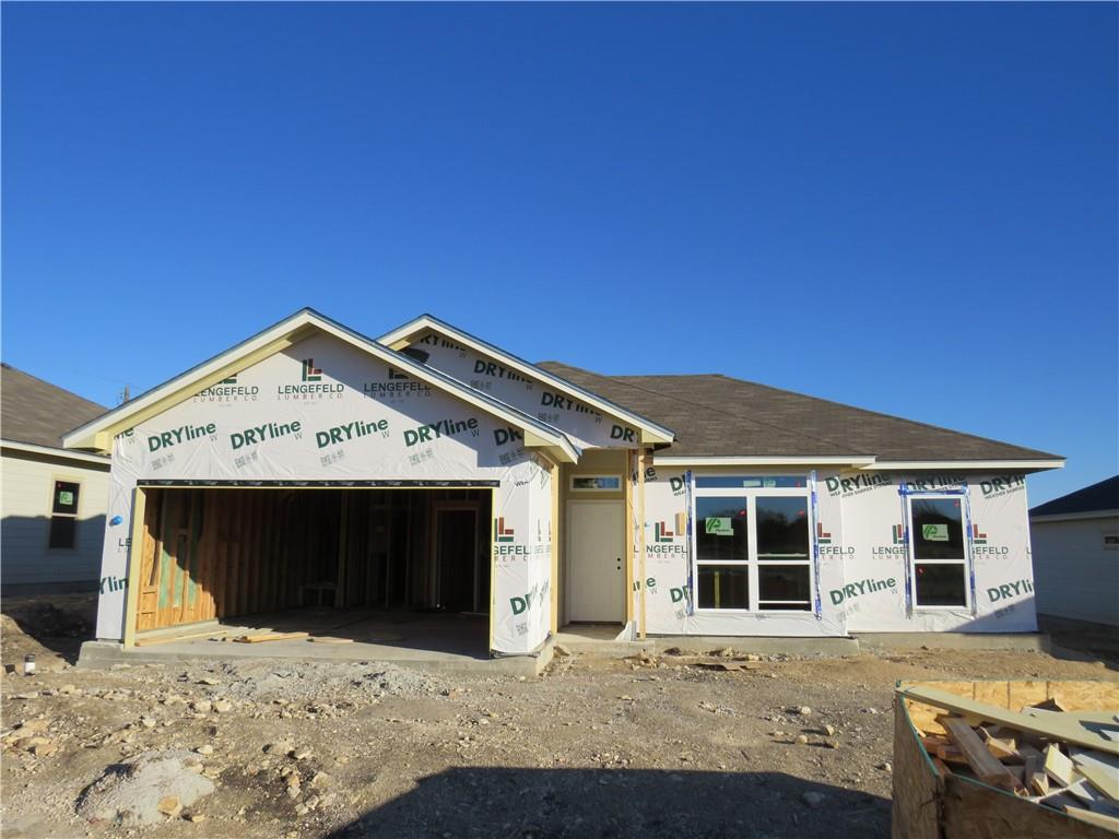 WOW! New Construction in northwest Temple's newest subdivision - Monte Verde. Located on W Nugent Ave between I35 & Dodgen Loop. Will have a walking trail to Kennedy Powell Elementary. 