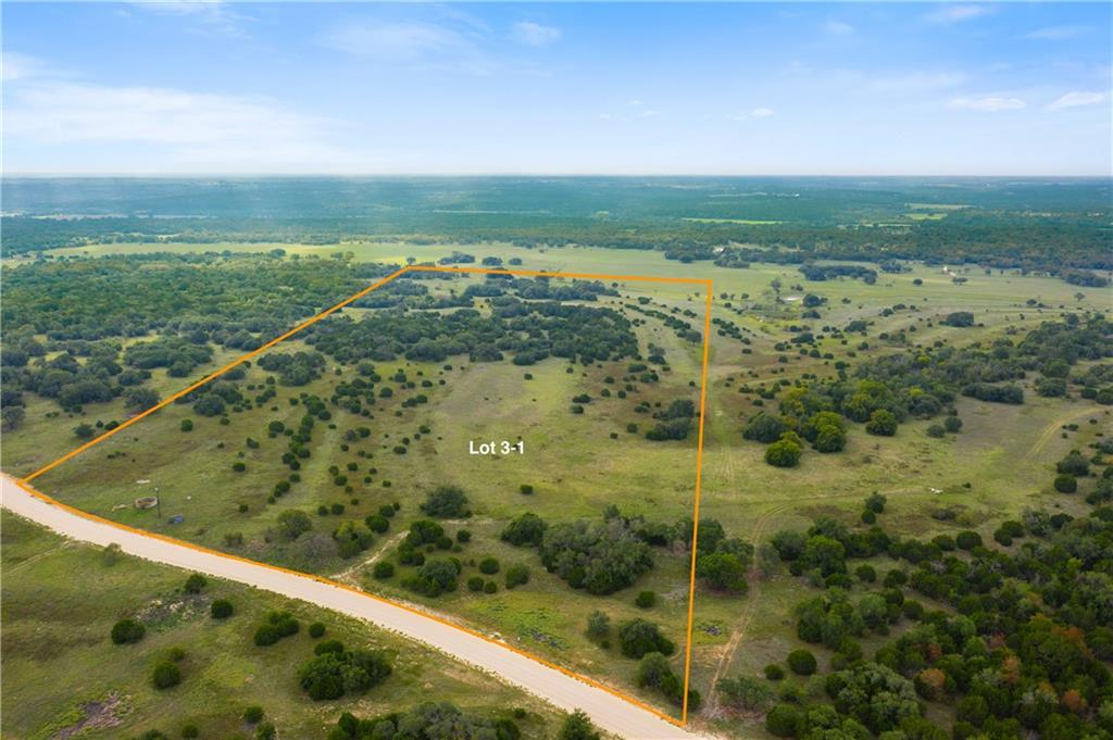*39 miles N of Cedar Park 14 miles S of Lampasas  *Several clean build sites with amazing views  *Agricultural property tax valuation  *Build what you want-when you want, but there are a few restrictions *The tract will be fully fenced with a 5 wire, barbed wire fence. * There will be an apron installed as a transition from the road to your driveway