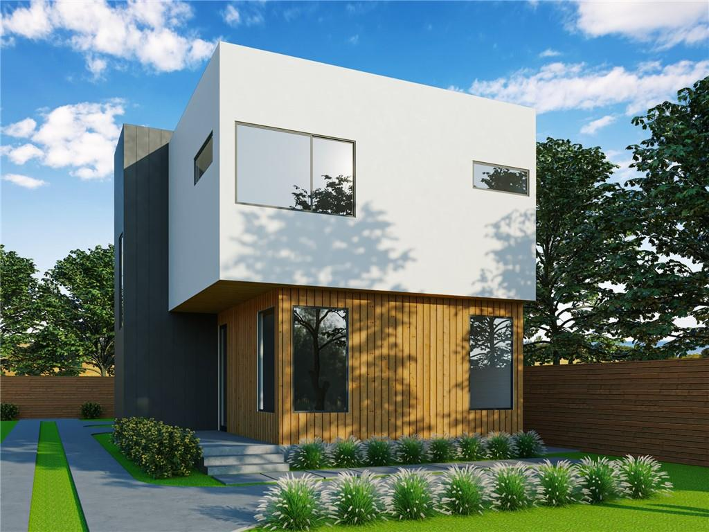 Beautiful brand new build on a large lot with great trees in a new thriving neighborhood not far from downtown ATX. Must see, great modern finishes and open floor plan. This home still under construction but completion is expected in 30 days.