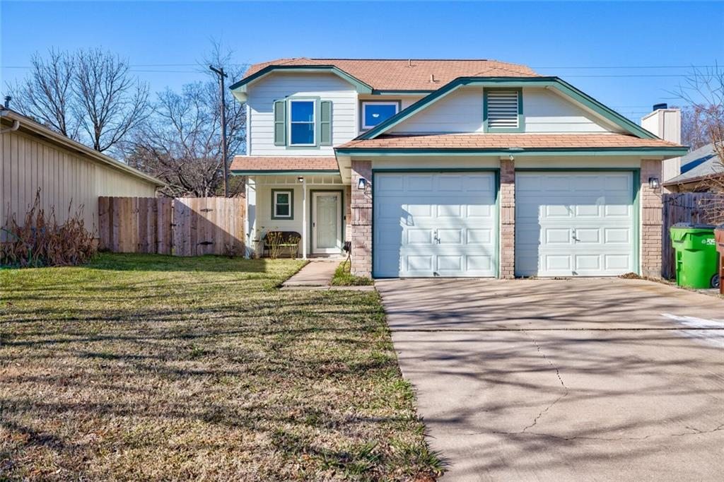 Great home centrally located close to downtown Round Rock. Home features over $50K plus in major upgrades from replacement of windows (2019), replacement of exterior siding to Hardie plank siding (2020), replacement of roof (2019), replacement of HVAC (2017) & more. This home is a spacious 3 bed 2.5 bath home with a large backyard, mature shade trees & deck. NO HOA! Refrigerator, washer & dryer convey with the property. Conveniently located to Toll 45, IH 35, downtown Round Rock, Clay Madsen Center, walking trails, shopping, restaurants, Dell & Leander ISD Schools.