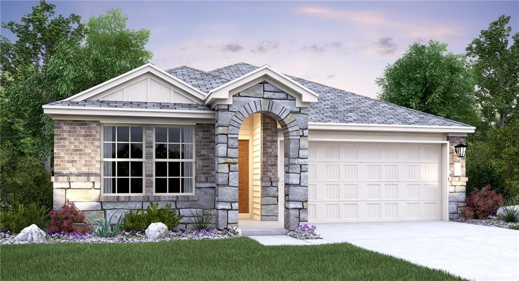 Avery D Plan.  Open floor plan.  Master Planned Community.  HOA only $300/year.  Estimated February 2021 completion.