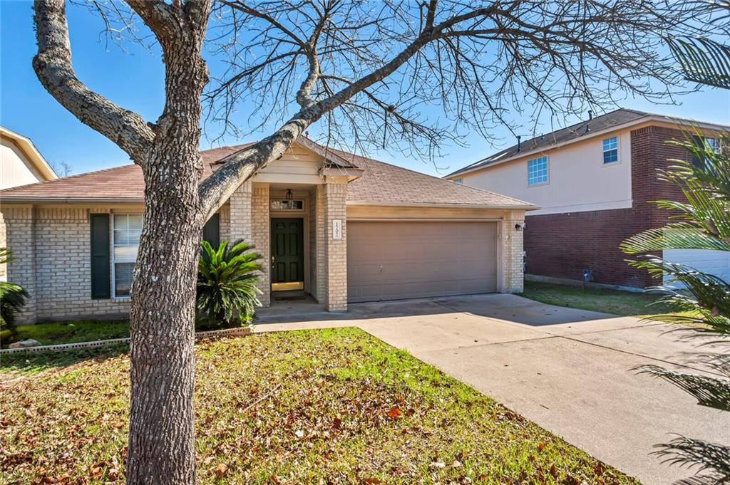 THIS SINGLE STORY HOME IS LOCATED IN THE HIGHLY SOUGHT AFTER AND WELL ESTABLISHED ROUND ROCK RANCH NEIGHBORHOOD, IT HAS BEEN METICULOUSLY CARED FOR AND MAINTAINED AND EXUDES PRIDE OF OWNERSHIP THROUGHOUT. EASY ACCESS TO MAJOR HIGHWAYS AND JUST MINUTES AWAY FROM JUST ABOUT EVERYTHING!! HOME FEATURES INCLUDE-  BEAUTIFUL CUSTOM EPOXY STAINED CONCRETE FLOORS (2015), NEW BASEBOARDS INSTALLED THROUGHOUT (2015), NEW HVAC SYSTEM INSTALLED (2018), NEW WATER HEATER INSTALLED(2017), UPGRADED RECEPTACLES AND SWITCHES INSTALLED THROUGHOUT (2016), UPGRADED RECESSED CAN LIGHTS INSTALLED THROUGHOUT (2016), NEW STAINLESS STEEL KITCHEN SINK AND STAINLESS STEEL FAUCET INSTALLED (2018), NEW DISHWASHER INSTALLED (2018), NEW STOVE AND MICROWAVE INSTALLED (2020), 60 FT OF NEW FENCE ALONG BACK OF PROPERTY REPLACED (2017), LARGE OVERSIZED CEILING FAN IN LIVING ROOM AND MASTER BEDROOM INSTALLED (2016). TONS OF NATURAL LIGHT THROUGHOUT ENTIRE HOME!!! BRING YOUR MOST DISCERNING BUYERS!  DONT LET THIS ONE GET AWAY, ITS A MUST SEE!!    *******HOME HAS TENANTS IN PLACE UNTIL AUGUST 12TH AND IS LEASED FOR $1650 PER MONTH*******   PERFECT FOR A BUYER WITH FLEXIBILITY OR AN INVESTOR WANTING INSTANT CASHFLOW!