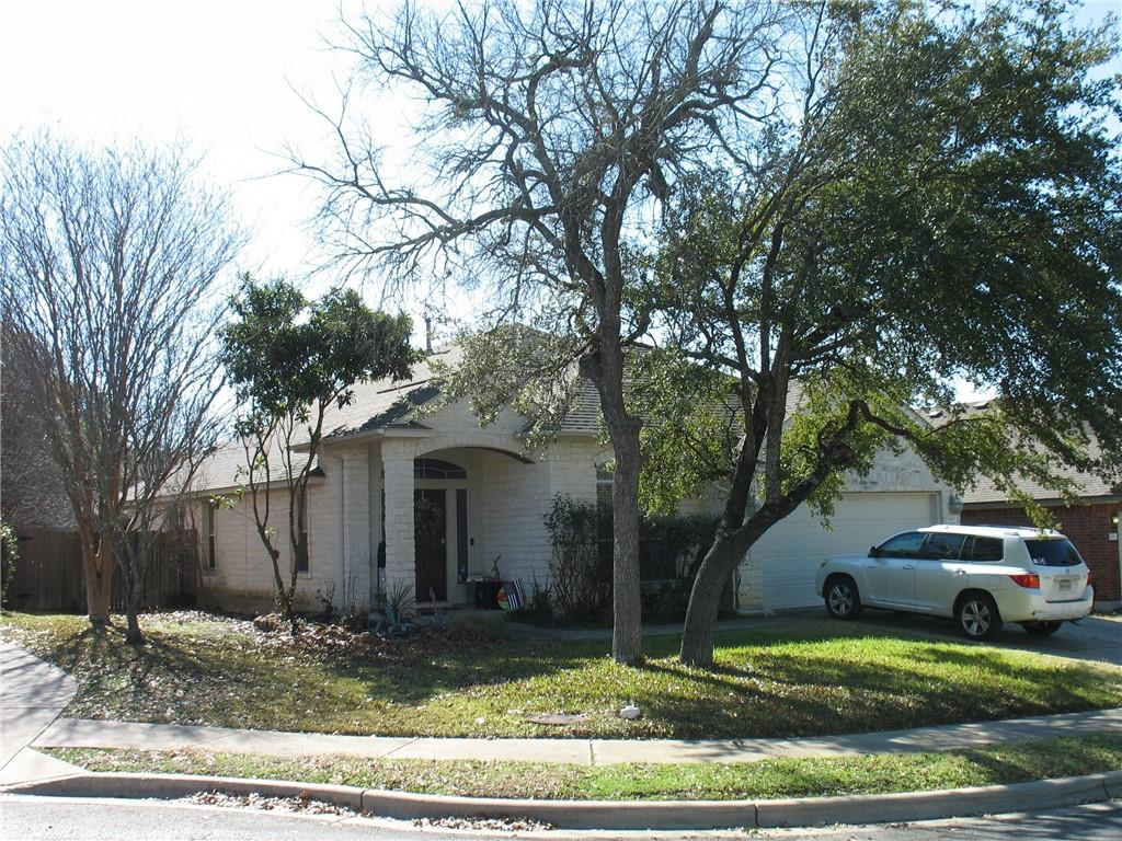 """Beautiful one story in the Waters Edge section of Avery Ranch. Awesome outdoor living, with fireplace and gas grill, white stone exterior, hard tile, great location just walking distance from the pool, park, and hiking trails. Minutes away from the New Dell hospital to the West and the New Apple campus to the East  1/2 a block off of Avery Ranch Blvd. North. Just a short walking distance from the community pool and hike and bike trails. Restrictions: Yes Please send listing Broker Pre Qualification BEFORE showing the property.  """"AS IS""""  """"AS IS""""  """"AS IS"""""""