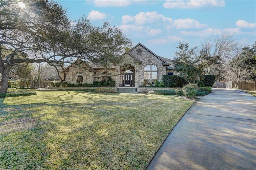 AMAZING LARGE 1-STORY EXECUTIVE HOME WITH POOL ON CUL-DE-SAC LOT! Over 1/2 Acre! 3 Beds w/Office OR 4 Bedrooms ~ Beautiful Game Room w/Built-Ins ~ Formal Living & Dining ~ Built-In Entertainment Center in Living ~ Floor to Ceiling Stone Fireplace ~ Pool/Spa w/Recent Automation System Added ~ Smart Home Technology Throughout ~ Double Oven ~ Tons of Updates/Remodel Done! ~ No Carpet/Recent Hardwood Floors ~ Water Softener ~ Pre-wired for Car Chargers x2 ~ Too Many Updates to List! ~ MAKE SURE TO SEARCH YOUTUBE FOR HD VIDEO TOUR!!