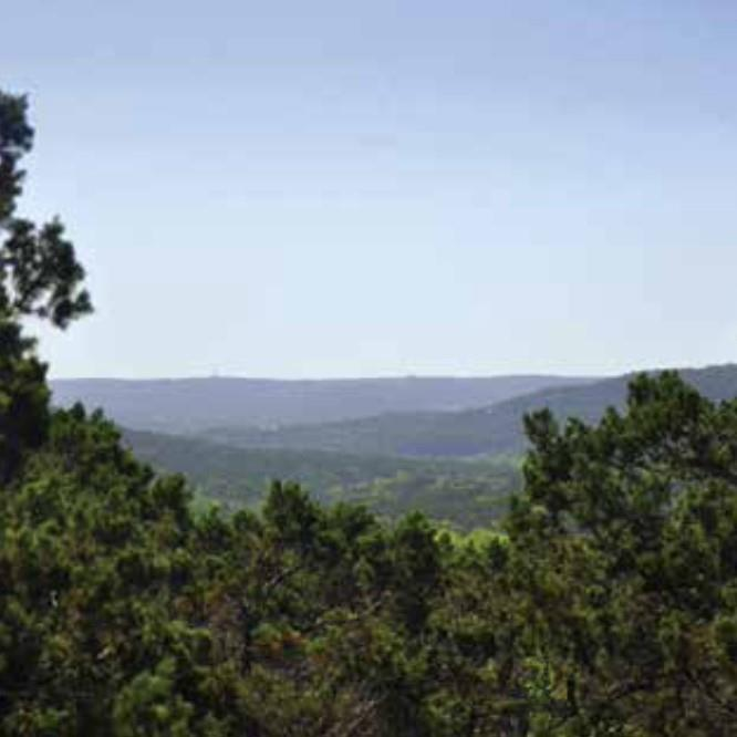 This is a gorgeous 300-acre property  which features hill country topography, panoramic views, a half-acre spring fed pond and over 7,800 feet of creek frontage. Development potential or can be held for investment and/or recreational purposes. The topography is Hill Country providing beautiful and panoramic views. Several concept plans have been advanced for the property which are available. Planning is underway to create 3/4 acre to 3 acre residential lots. If you are high-end builder and interested in a lot program please contact the listing agent for details